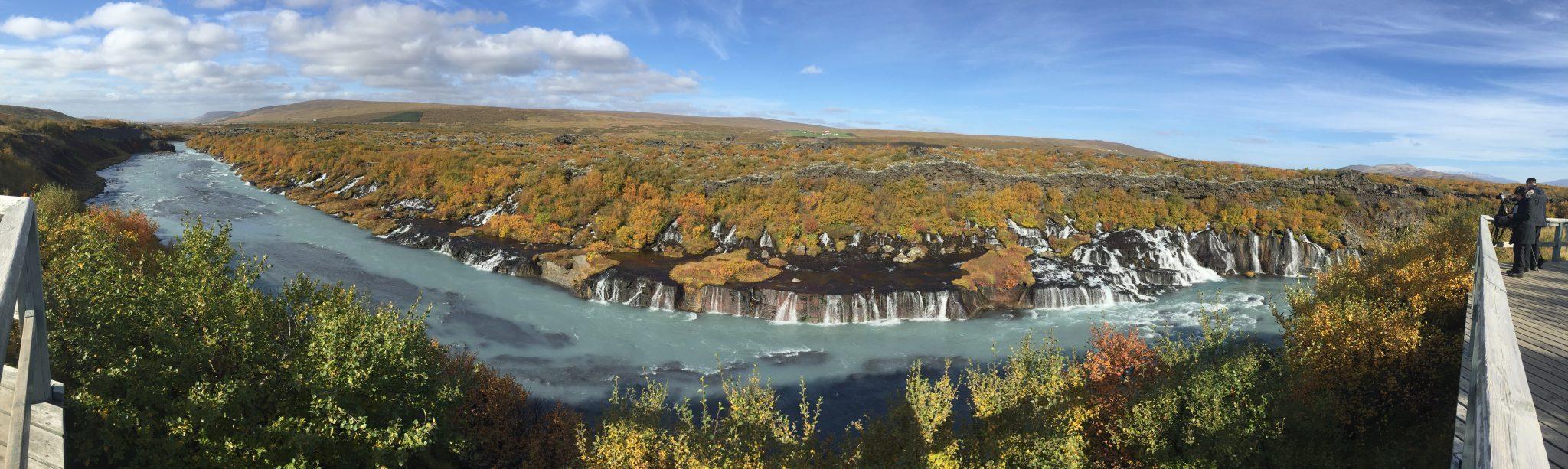 Seeing Iceland While Asleep