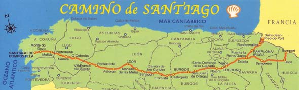 What Is The Camino De Santiago And Why Am I Going?
